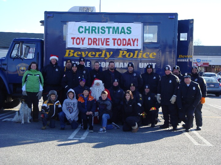 Toy Drive 2009
