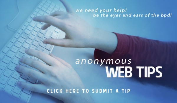 Anonymous Web Tips